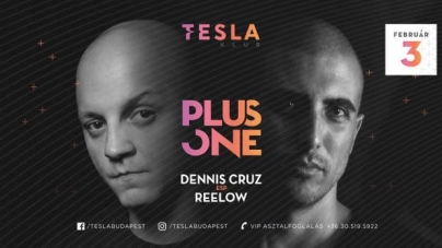 PlusONE: Reelow közreműködésével új klubestet indít a Tesla Budapest