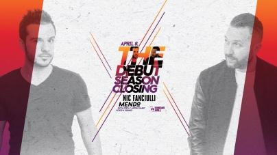 Nic Fanciulli és Mendo zárja a Debut szezonját