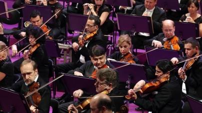Marc Romboy közös koncertet adott a dortmundi filharmonikusokkal