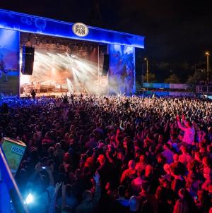 Elektronikus zenei programok idén nyáron a Budapest Parkban