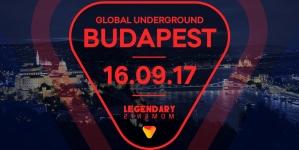 Budapestre látogat a Global Underground