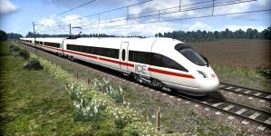 Buli a vonaton, 320 km/órás sebesség mellett