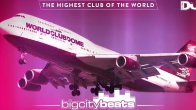 A Big City Beats most egy Boeing fedélzetén szervez bulit, 12 000 méter magasságban