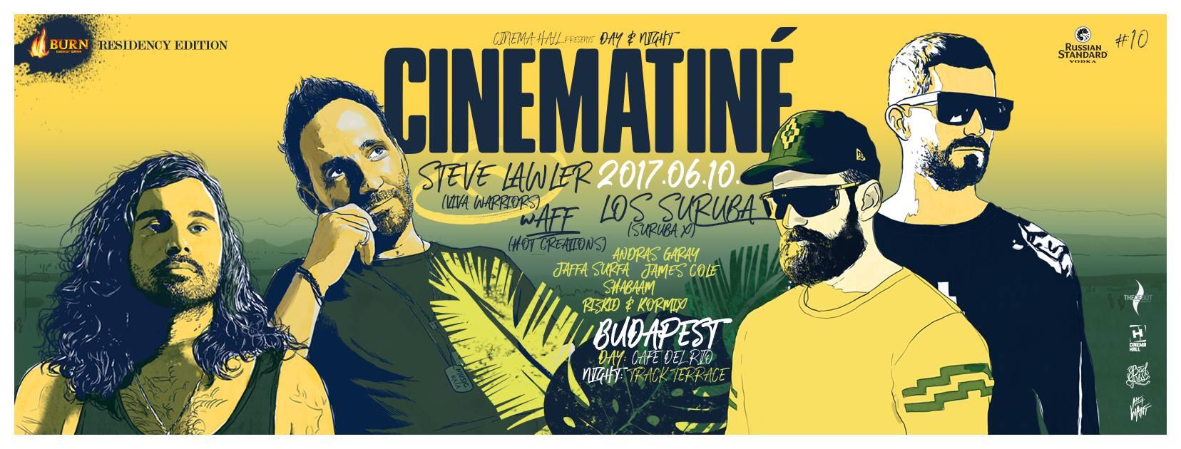cinematine