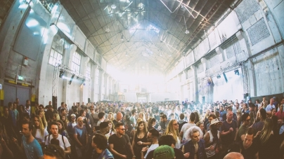 Beszámoló – Dockyard Festival, Amszterdam