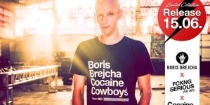 Boris Brejcha és a Cocaine Cowboys közös ruhakollekciót dob piacra