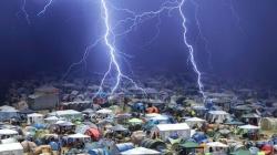 Mit csináljunk, ha fesztiválon lecsap a vihar?