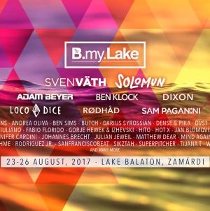 B My Lake – Ingázás a techno-house világában