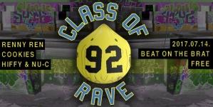 Vissza '92-be, a legendás angol rave-korszak közepébe!