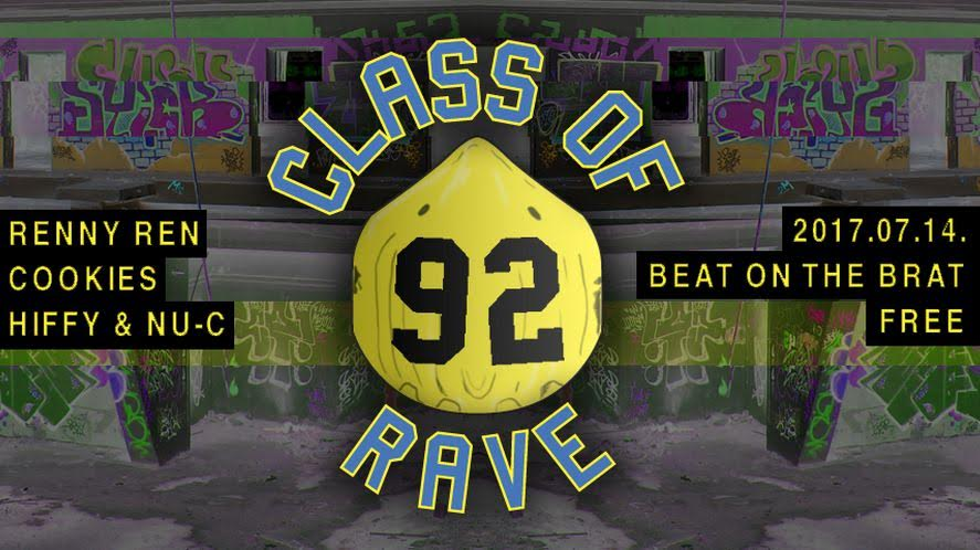 class of rave