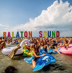 A tavalyi, jubileumi év rekordját megközelítő, 154 ezer fős látogatószámmal zárt az idei Balaton Sound