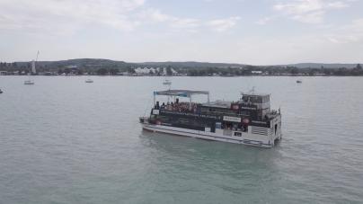 Beszámoló – Balaton Sound Boat parties