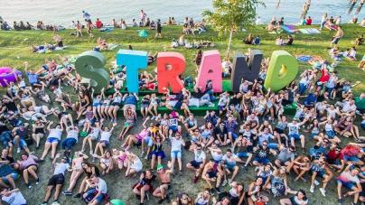 Fantasztikus sikerrel zártak a STRAND és a B.my.Lake fesztiválok