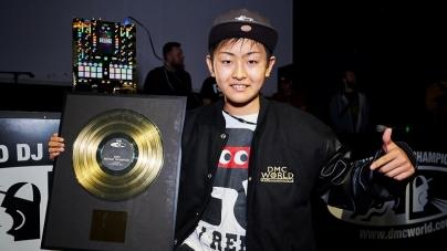 Egy 12 éves japán fiú lett az új DMC-DJ-világbajnok