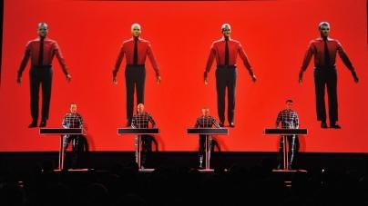 Februárban ismét Budapesten lép fel a Kraftwerk!