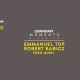 Legendary Moments presents: Emmanuel Top & Robert Babicz