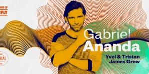 Különleges szettel tér vissza Gabriel Ananda Budapestre a Hi!Fly születésnapi buliján