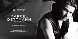 Marcel Dettmann, az év utolsó komolyabb techno buliján az Akváriumban
