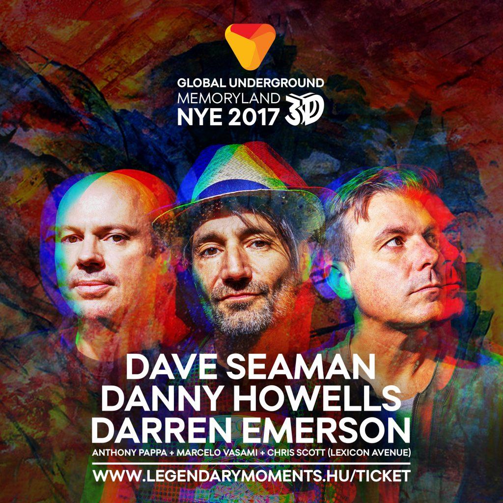 Dave, Danny, Darren = 3D
