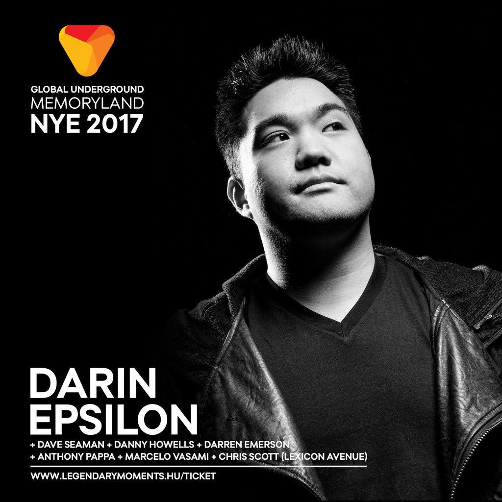 Az új hullám, Darin Epsilon