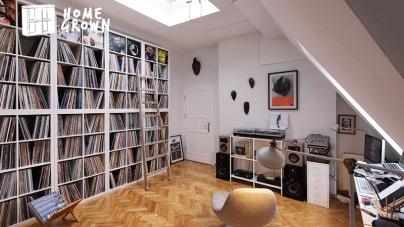 12 menő otthoni lemezgyűjtemény szerte a világból