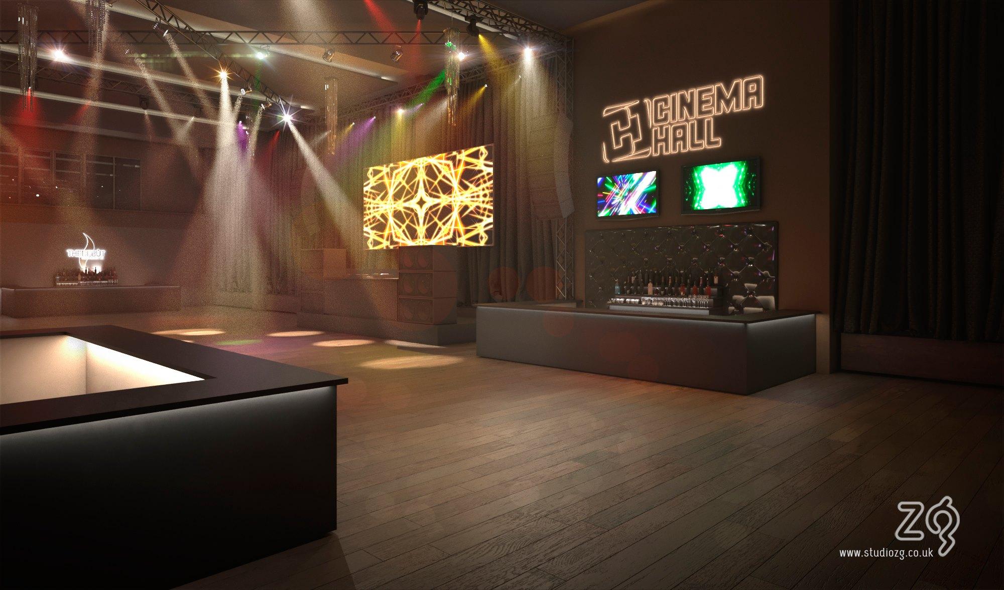 Cinema Hall new 8