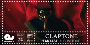 Claptone lemezbemutató az Akvárium Klubban