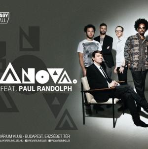 A Jazzanova is fellép az Akvárium Klubban