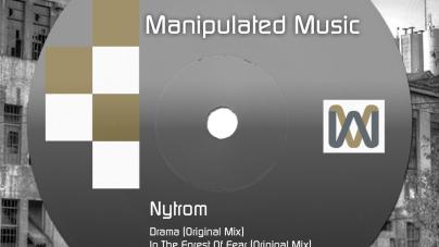 Megjelent a Manipulated Music legújabb kiadványa, a Drama EP!