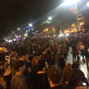 Bassiani – Óriási razziát tartottak az éjjel Grúzia legismertebb klubjában
