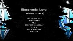 Hatos remix megjelenéssel erősödik az Electronic Love album