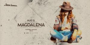 Magdalena újra a budapesti szabad ég alatt