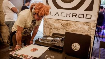 """""""Kézből-kézbe."""" A Blackrod techno ütemei is ott lesznek a független lemezkiadó vásáron"""