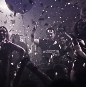 Jay Lumen az Amsterdam Dance Eventen: ismét zajos siker.