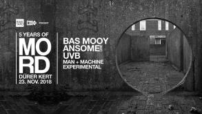 Budapestre érkezik az 5 éves MORD Records