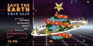 Környzetvédelem és techno – Szombaton rendezik a Save the Earth első állomását