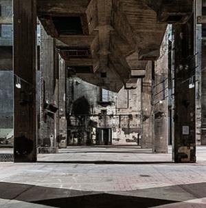 Korcsolyapályát építenek a Berghainban, amit egy hétig lehet használni