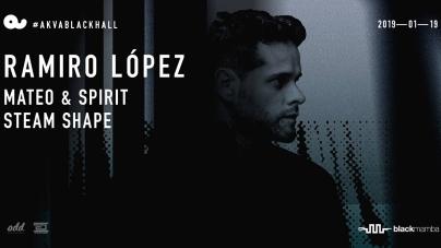 Ramiro López nyitja szombaton az idei évi technomaraton külföldi fellépőinek sorát az Akváriumban
