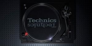 A Panasonic bemutatta az új Technics SL-1200 lemezjátszót!