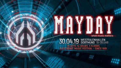 Kihirdették az idei német Mayday fellépőinek listáját