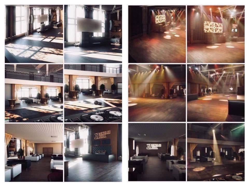 Cinema Hall new montázs