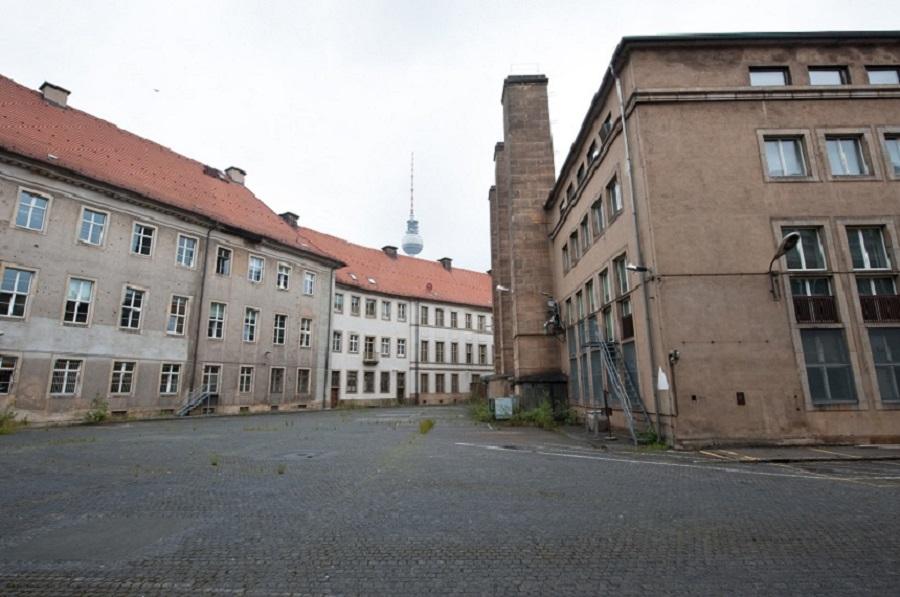 A helyszín: Alte Münze